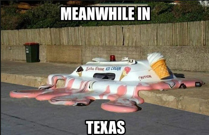Melted Ice Cream Truck